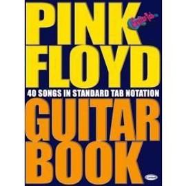 PINK FLOYD GUITAR BOOK 40 SONGS