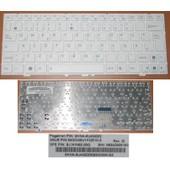 Clavier Qwertz Allemand / German Pour ASUS EEEPC EEE PC 1000 1000H 1000HE Series, Blanc / White, P/N: 0KNA-0U4GE03 , 04GOA0U1KGE10 , 9J.N1N82.00G