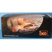 Bmw M1 #61 Beguin Lenne Rallye Lorraine 1984 Ixo 1/43