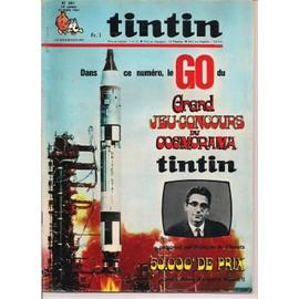 Tintin N� 961 : Dans Ce N Le Go Du Grand Concours Du Cosmorama