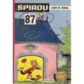 Album Du Journal De Spirou N�87