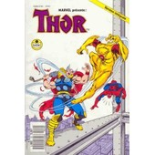 Thor N� 10, La Folie De La Mangouste de marvel