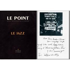 Le Jazz - Revue Artistique Et Litteraire Paraissant Tous Les Deux Mois : Le Point - Xl - Janvier 1952, Photographies De Robert Doisneau, Willy Ronis, Peterson, Studio 54, Etc