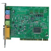 Cr�ative CT4810 -Carte son- PCI