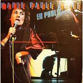 En Public A Bruxelles 1983 - Belle, Marie Paule