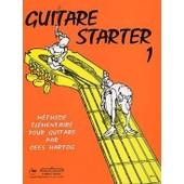 Cees Hartog : Guitare Starter Vol 1 (+ 1 Cd) - Alsbach