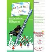 Sarrien-Perrier : Le Tout Petit Fl�t� (+ 1 Cd) - Fl�te - Robert Martin