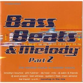 bass beats & melody part 2