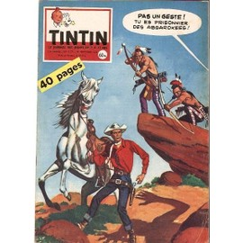 Tintin N� 573 : Jack Diamond : Pas Un Geste !