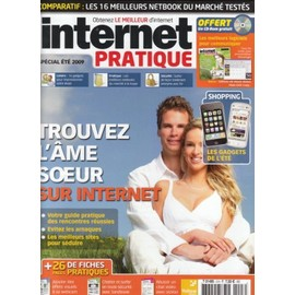 Internet Pratique Hors-S�rie N� 3 : Trouvez L'ame Soeur Sur Internet