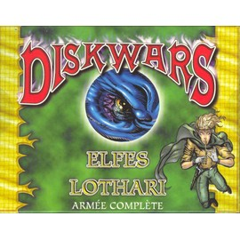 Diskwars : Elfes Lothari