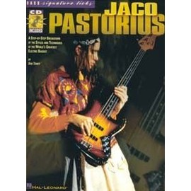 Jaco Pastorius Signature Licks