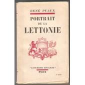 Portrait De La Lettonie. de Puaux Ren�