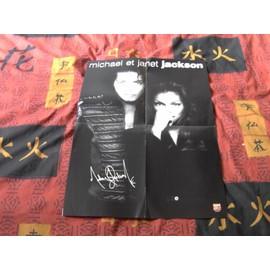 Poster Michael & Janet Jackson