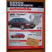Revue Technique Opel Vectra Essence N� 515