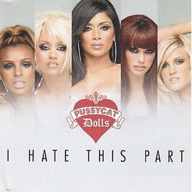 PUSSYCAT DOLLS(i hate this part)cd 2 titres
