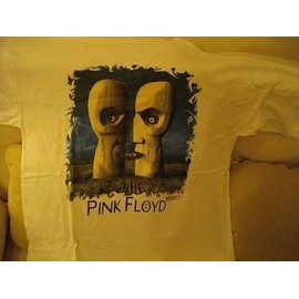 PINK FLOYD - TEE SHIRT DIVISION BELL