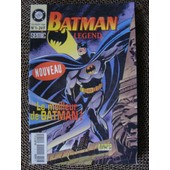 Batman Legend N� 1 : Le Meilleur De Batman