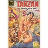 Tarzan Vedettes Tv N� 23 : Tarzan Et La Cit� De L Or 1ere Partie