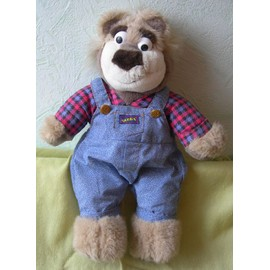 Peluche Parlante Ours Bubba
