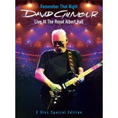 David Gilmour - Remember That Night : Live At The Royal Albert Hall
