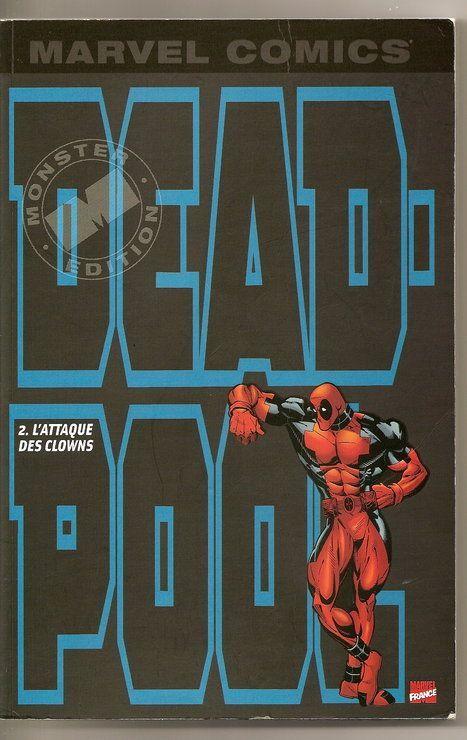 Deadpool t.2 - L'attaque des clowns