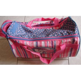 Sac Polochon - Besace Diddl - Rose - Comme Neuf