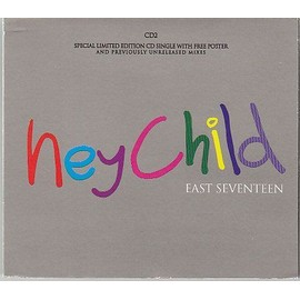 Hey Child & 3mixe - Limited & Poster