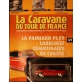 La Caravane Du Tour De France N49 Panhard Pl17 Cabriolet