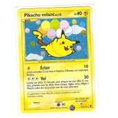 Pikachu Volant Holo Niv 12