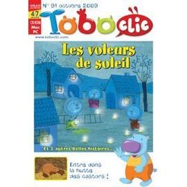 Toboclic N� 91 : Les Voleurs De Soleil
