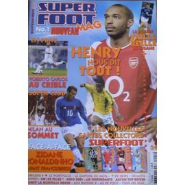 Super Foot Mag N� 1 Du 01/05/2004