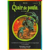 Chair De Poule Coffret No 3, 3volumes: Volume 1, La Rue Maudite - Volume 2, Le Retour Du Masque Hante - Le Fantome De L'auditorium de R-L Stine