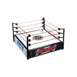 Ring De Catch Stunt Action Ring - Wwe