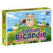Jeu De Soci�t� Passion Picardie. Des Questions, Du Dessin, Du Mime : Ambiance Garantie !