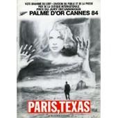 Paris Texas - Dossier De Presse Du Film N� 0 : Wim Wenders - Harry Dean Stanton - Nastassja Kinski