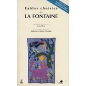Fables Choisies De La Fontaine de Pliya Jean