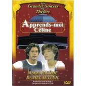Apprends Moi Celine - Maria Pacome Et Daniel Auteuil - Theatre de Pacome, Maria