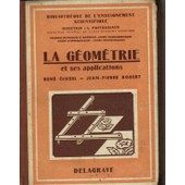 La Geometrie Et Ses Applications de Cluzel, R. / Robert J., P.