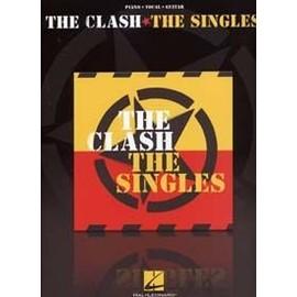 The clash : the singles - chant + piano + accords - Hal Leonard