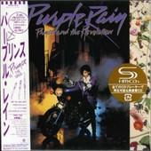 Shm-Purple Rain - Pressage Japon - Prince & The Revolution