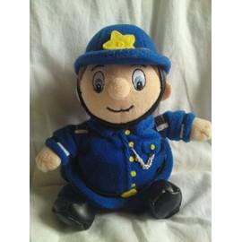 Peluche Policier Dans Oui-Oui