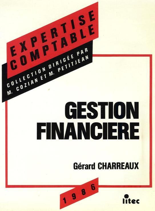 Gestion financière - Litec - 01/01/1991