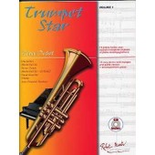 Dutot : Trumpet Star Vol 1 (+ 1 Cd) - Trompette Et Piano - Robert Martin