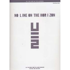 U2 : no line on the horizon - chant + piano + accords - Wise