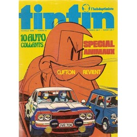 Tintin L'hebdoptimiste N� 62 : Clifton Revient
