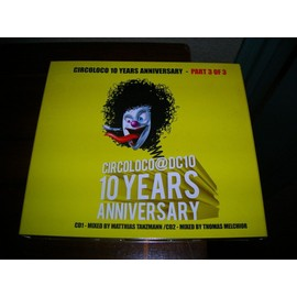 Circoloco 10 years anniversary part 3