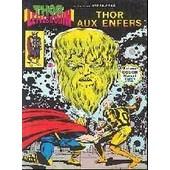 Thor Aux Enfers N�4 de stan lee