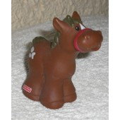 Little People Cheval Marron Figurine 8 Cm