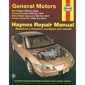 General Motors Buick Regal, Chevrolet Lumina, Olds Cutlass Supreme, Pontiac Grand Prix Automotive Repair Manual de Robert Maddox